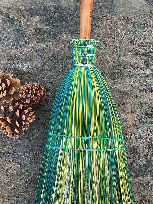 Cool and Clean Handcrafted Broom