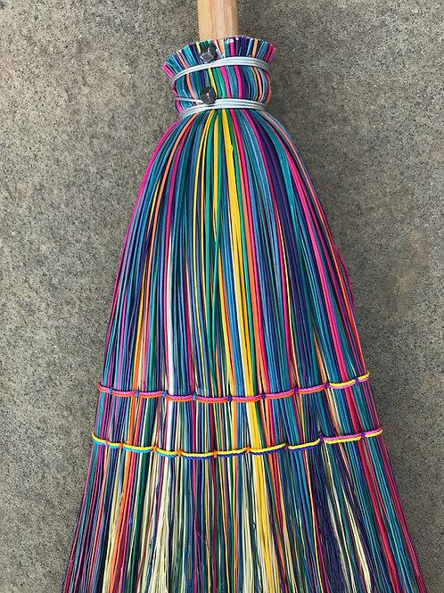 Rainbow Kitchen Broom