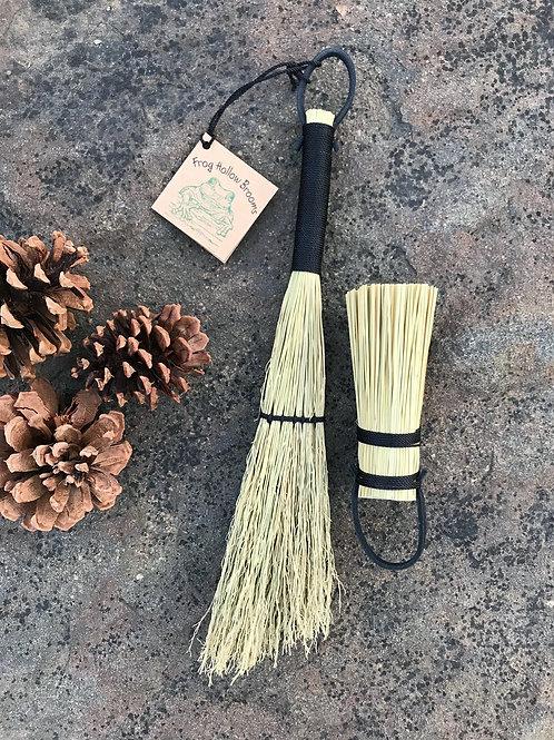 Traditional Kitchen Broom Set