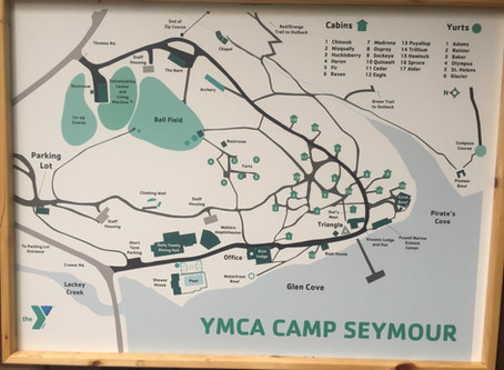 5th Grade goes to YMCA Camp Seymour