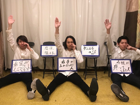 【終演報告】LACRELICA Omnibus vol.1『Lacrima~涙』&次回公演決定!