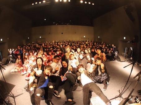 【終演報告】ROA 第四回単独演舞 〜和響座 コラボパフォーマンス〜