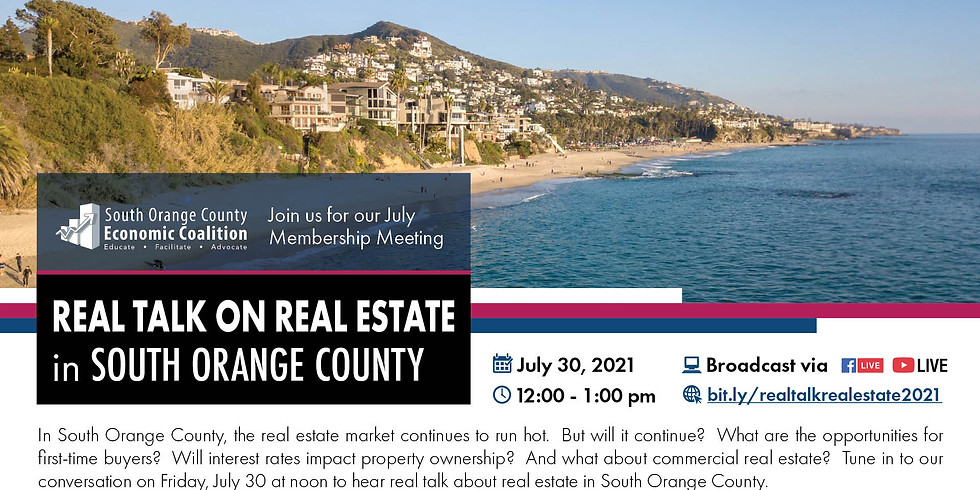Real Talk on Real Estate in South Orange County