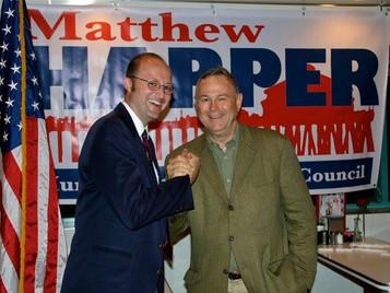 Rohrabacher Endorses Harper