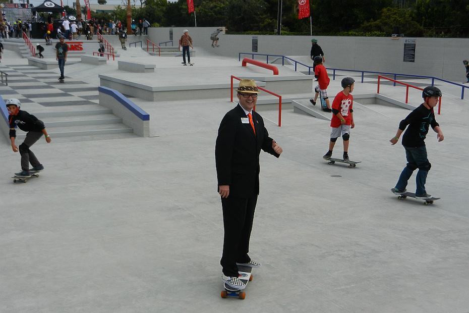 Vans Off The Wall Skatepark