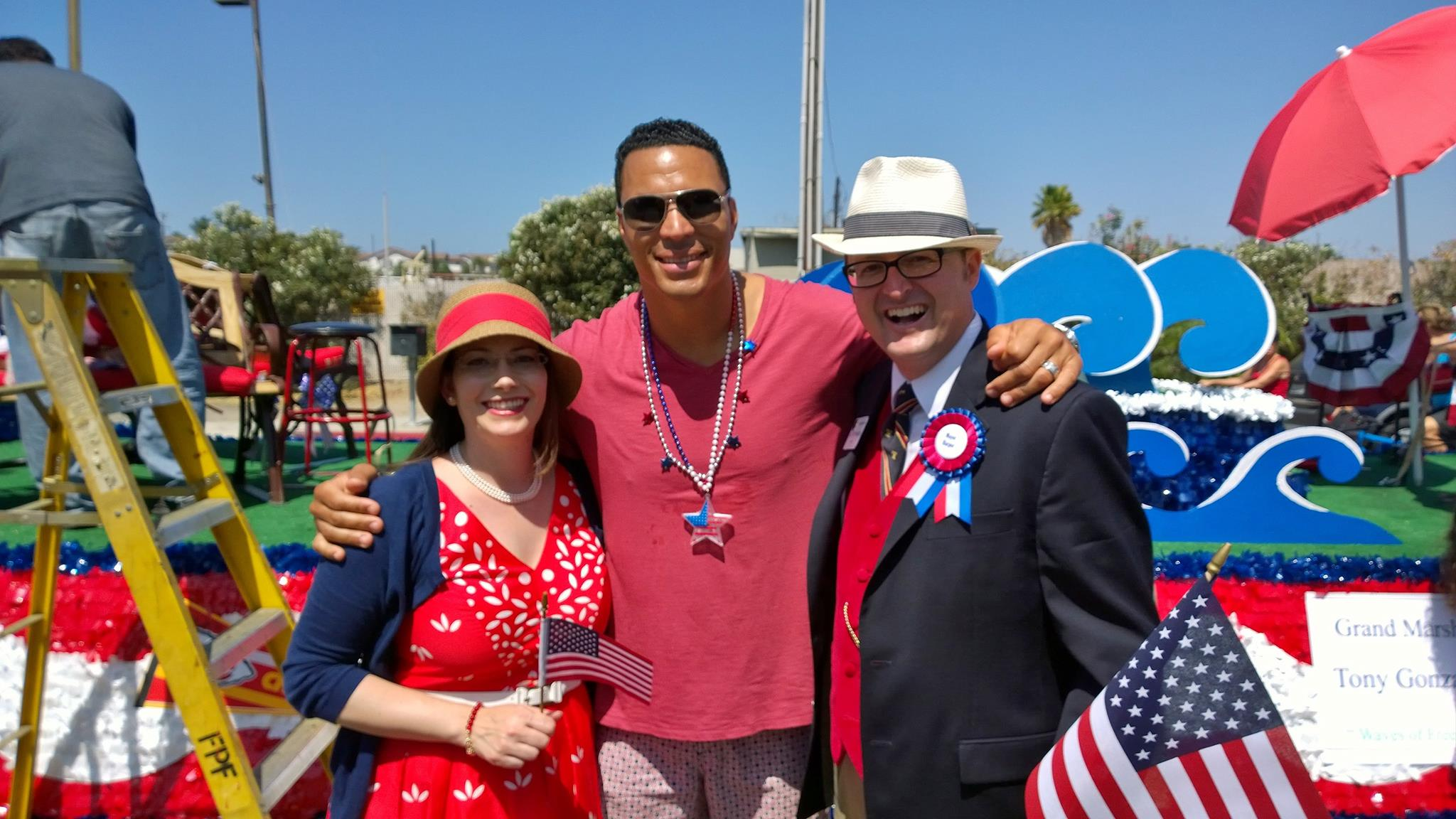 Huntington Beach Fourth of July