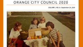 All Things Orange - No. 5