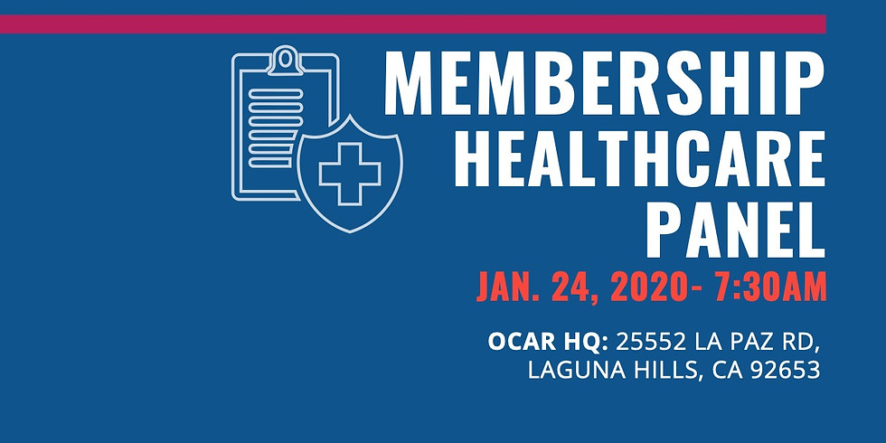January Membership Meeting