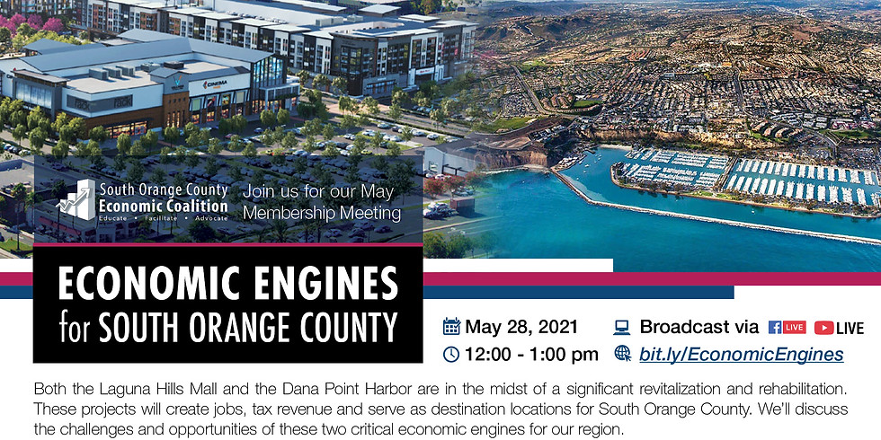 Economic Engines for South Orange County