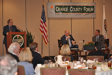 OC Forum Luncheon Programs, Orange County, CA