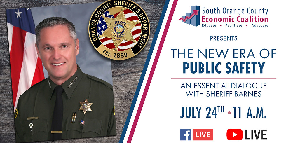 The New Era of Public Safety