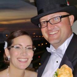Mayor & Mrs Harper