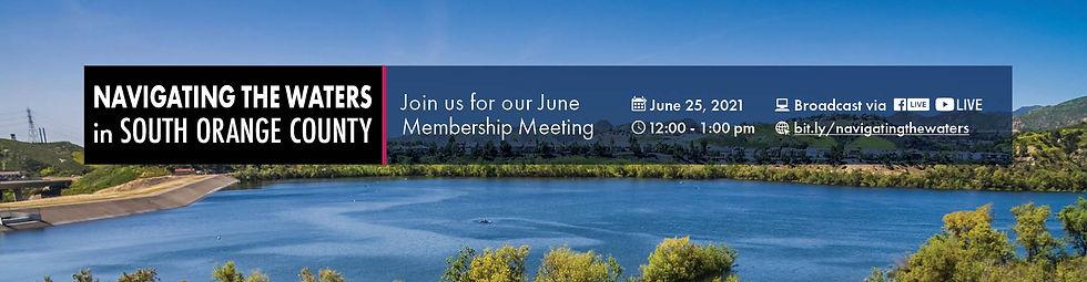 June membership_Navigating the waters we