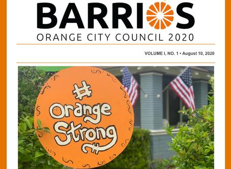 All Things Orange Newsletter