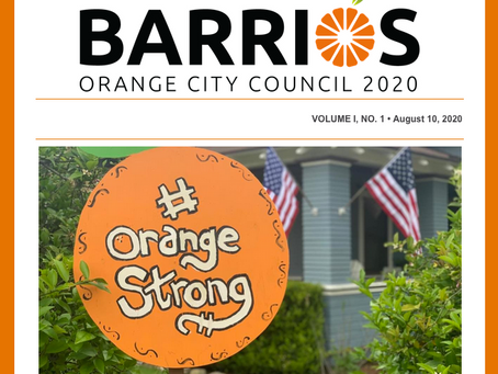 All Things Orange Newsletter