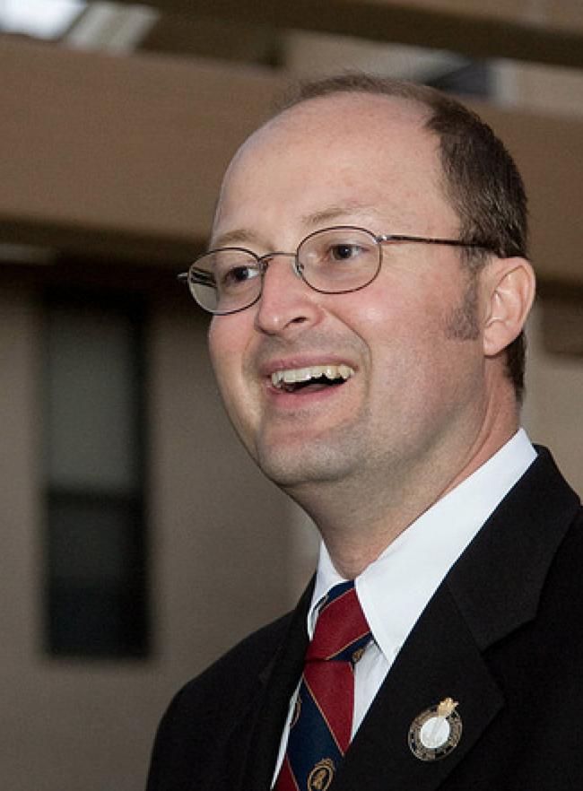 Mayor Matthew Harper
