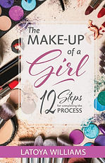 The Make-Up of a Girl 12 Steps 1st Side.
