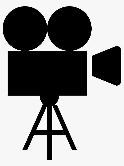 1 Hour Video Recording Service