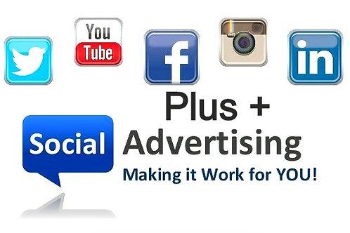 Social Media Advertising Plus Monthly Plan