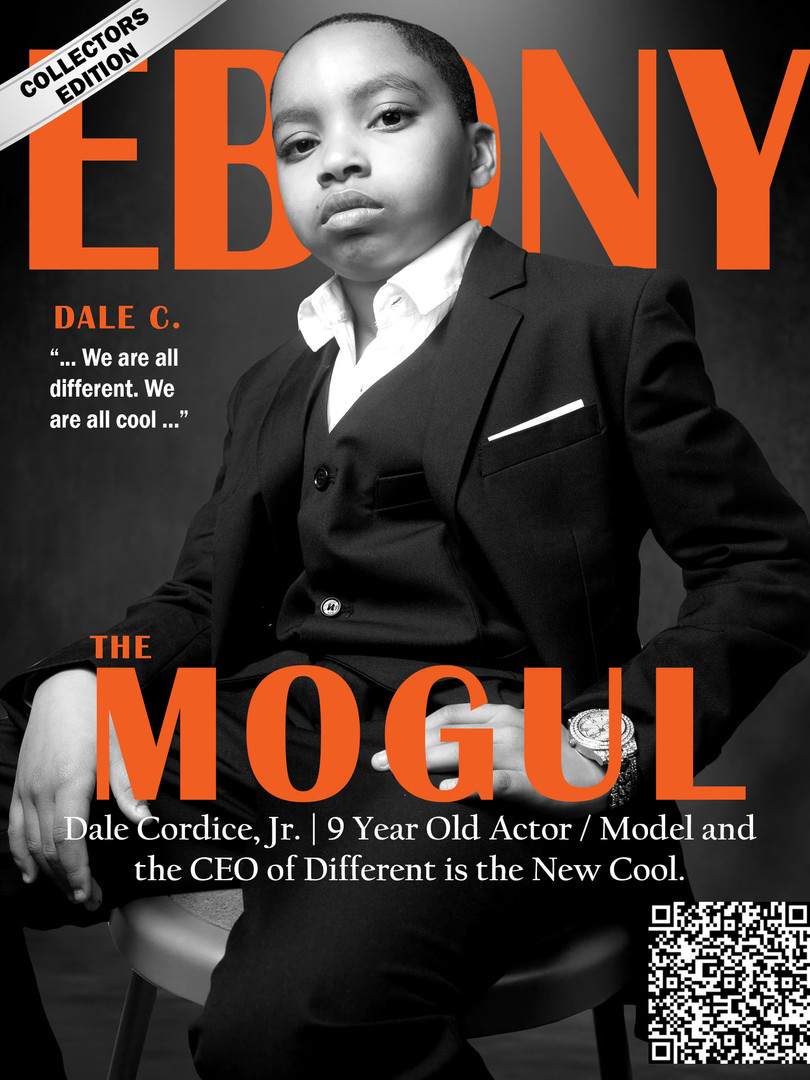 Dale Cordice Jr Jay Z Magazine Cover