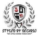 Styled_By_Decarlo_Logo_Slogan_White_BG.j