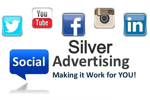Social Media Advertising Silver Monthly Plan