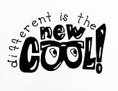 Different is the new Cool is To empower young people to embrace and celebrate their differences.