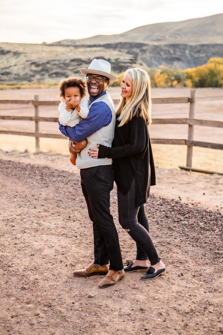 Thiombiano Family
