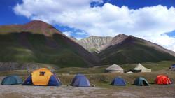 Lenin Peak, Kyrgyzstan 2011