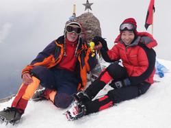 Mt Elbrus(5642m), Russia 2010