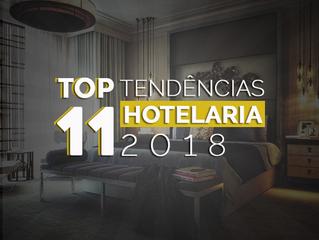 TOP 11 Tendências de Gestão Hoteleira para 2018