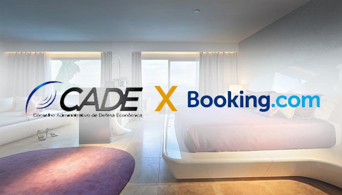 cade booking paridade tarifaria