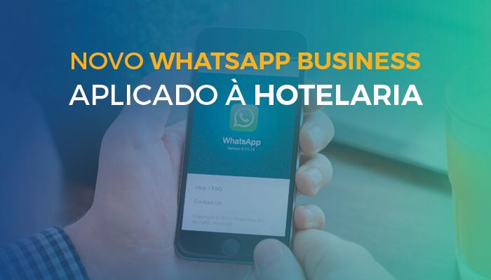 WhatsApp Business na Hotelaria