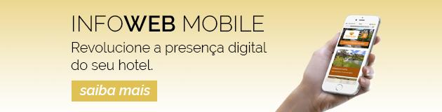 InfoWeb Mobile - 14 Vantagens que seu hotel pode oferecer para impulsionar as reservas diretas