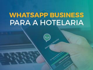 Como configurar o WhatsApp Business para o seu hotel