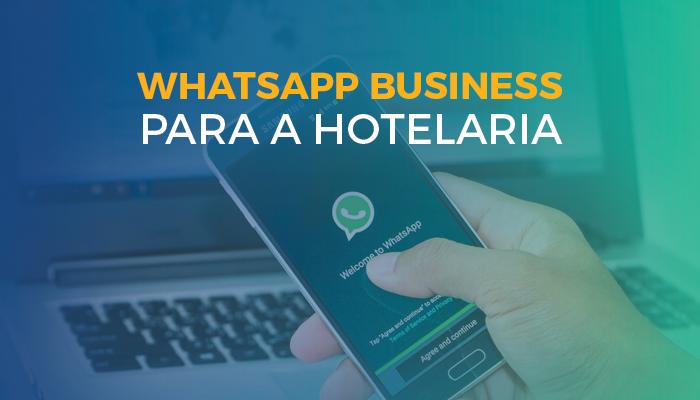 WhatsApp Business para hotelaria