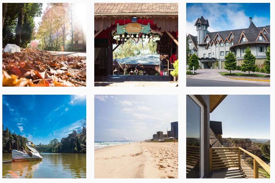 Hotéis e Resorts que estão arrasando no Instagram