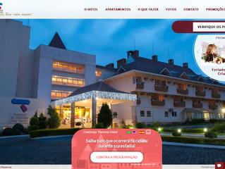 Hotel Thermas Piratuba Park alcança ótimos resultados com novo modelo de concierge online