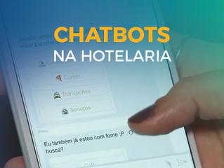 O impacto dos chatbots no setor hoteleiro