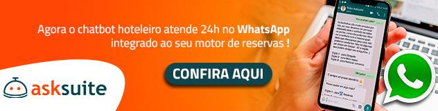 Asksuite - Chatbot para Whatsapp