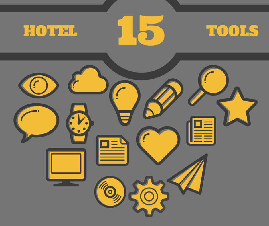 15 Ferramentas gratuitas de marketing online para o seu hotel