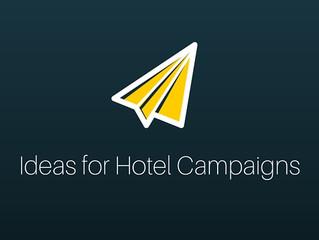 +15 Idéias de Campanhas para seu Hotel vender mais!