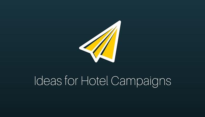 + Campanhas para seu hotel vender mais