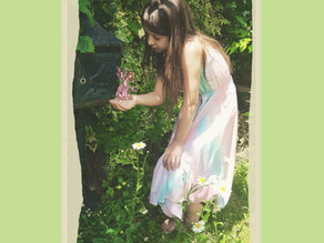 Spark Imagination and Nature-based play through creative Fairy-themed Crafts & Games