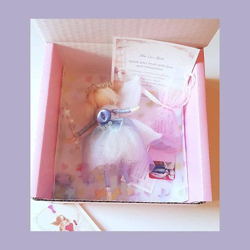 Handmade Crystal Fairy in Gift Box