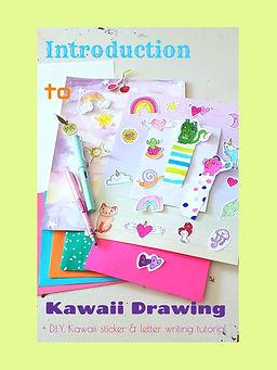 Introduction To Kawaii Drawing Blog Post