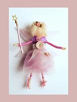 Tiny Ballet Fairy