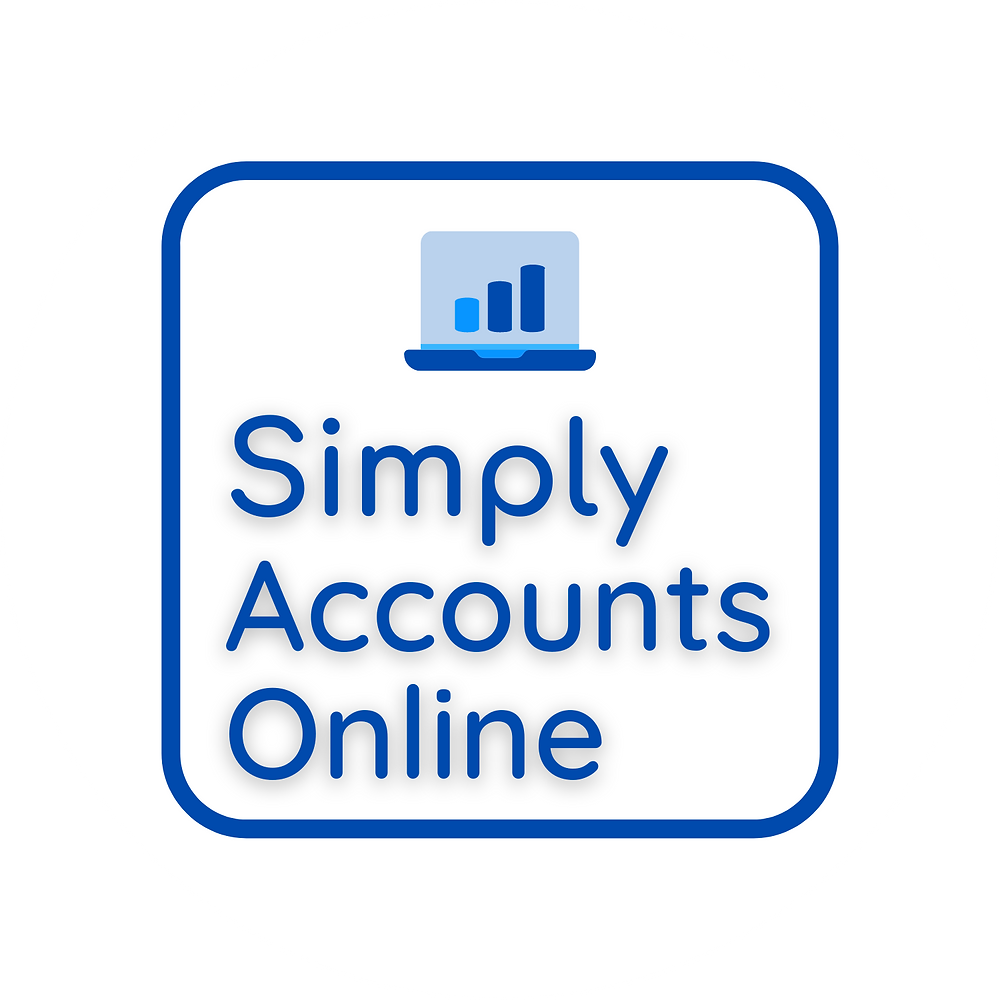 Simply Accounts Online Logo