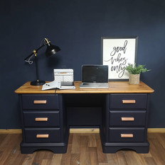 Ducal Pine Desk