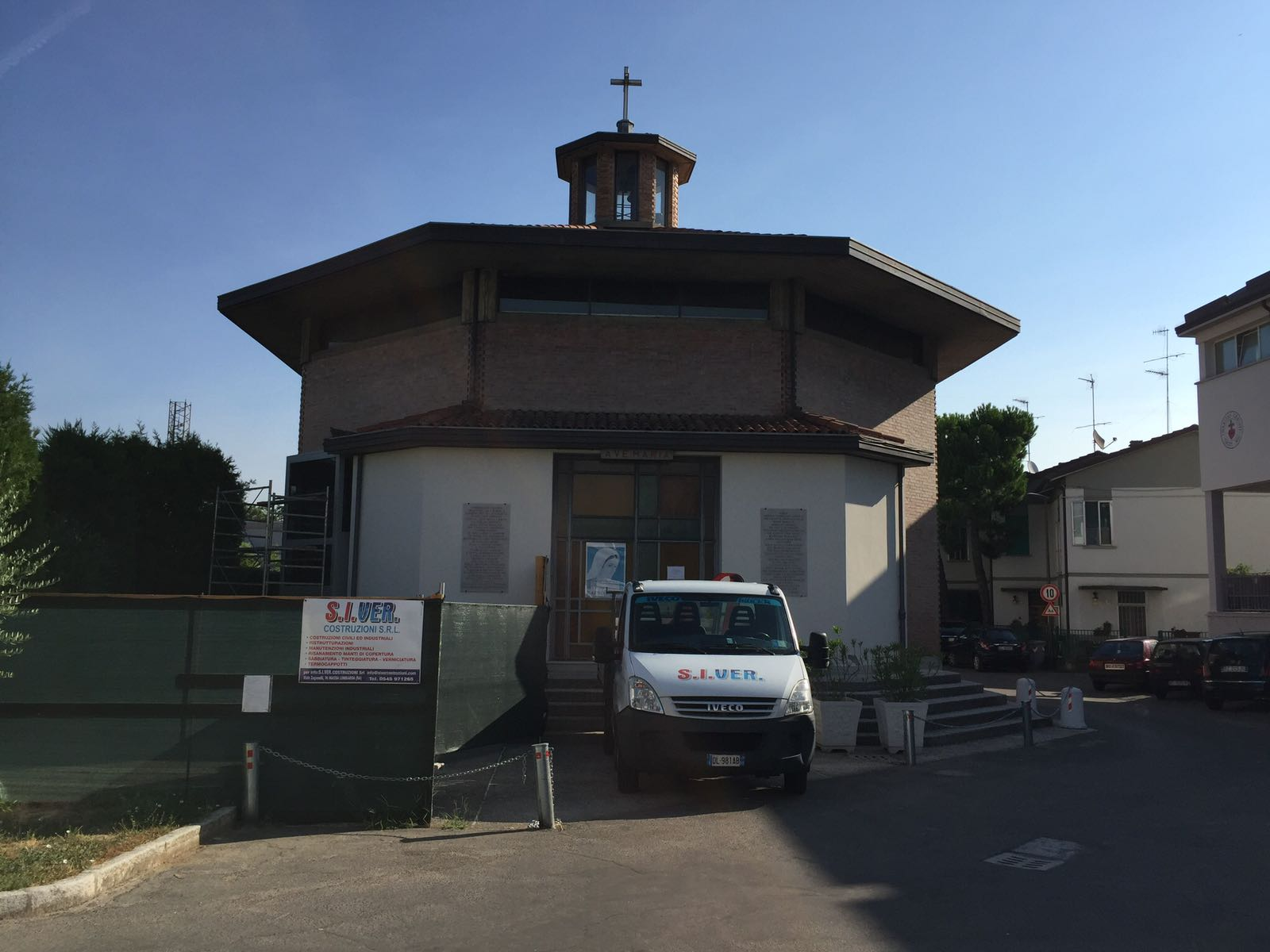 Ristrutturazione chiesa